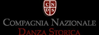 logo Compagnia Nazionale Danza Storica